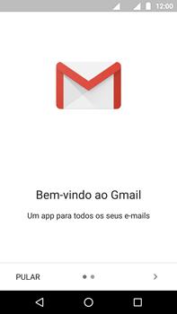Motorola Moto Z2 Play - Email - Como configurar seu celular para receber e enviar e-mails - Etapa 4