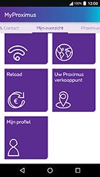 Acer Liquid Zest 4G - Applicaties - MyProximus - Stap 21