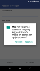 HTC One A9 - Android Nougat - E-mail - Account instellen (POP3 zonder SMTP-verificatie) - Stap 17