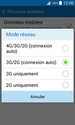 Samsung G388F Galaxy Xcover 3 - Réseau - Activer 4G/LTE - Étape 7