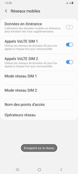 Samsung Galaxy A70 - Réseau - utilisation à l'étranger - Étape 15