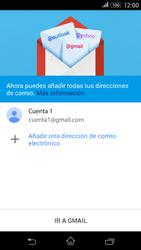 Sony Xperia E4g - E-mail - Configurar Gmail - Paso 14
