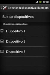 Sony Xperia E - Bluetooth - Transferir archivos a través de Bluetooth - Paso 10