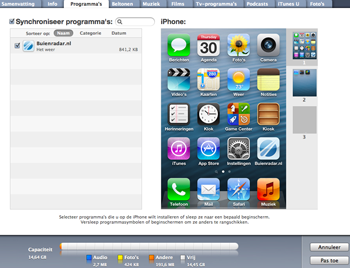Apple iPhone 4S met iOS 5 (Model A1387) - Applicaties - Account aanmaken - Stap 15