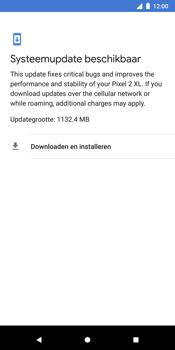 Google Pixel 2 XL - Netwerk - Software updates installeren - Stap 7