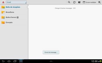 Samsung N8000 Galaxy Note 10-1 - E-mail - envoyer un e-mail - Étape 15