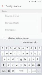 Samsung Galaxy S7 Edge - Email - Configurar a conta de Email -  10