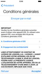 Apple iPhone 5c - Premiers pas - Créer un compte - Étape 12