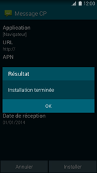 Samsung Galaxy S5 Mini (G800) - Internet - configuration automatique - Étape 8