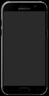 Samsung Galaxy A5 (2017) (A520) - Premiers pas - Découvrir les touches principales - Étape 2