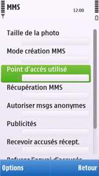 Nokia C6-00 - MMS - configuration manuelle - Étape 19