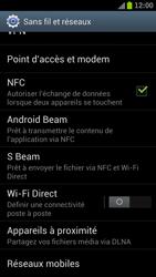 Samsung Galaxy S3 4G - Aller plus loin - Désactiver les données à l'étranger - Étape 5
