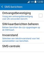 Samsung G388F Galaxy Xcover 3 - SMS - handmatig instellen - Stap 7