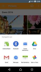 Sony Xperia E5 (F3313) - Bluetooth - Transferir archivos a través de Bluetooth - Paso 12