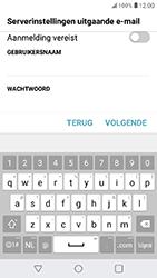 LG K11 - E-mail - Account instellen (IMAP zonder SMTP-verificatie) - Stap 18