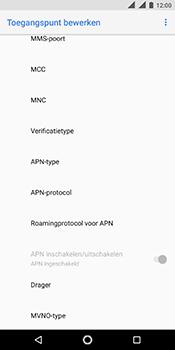 Nokia 5.1 - Internet - Handmatig instellen - Stap 13