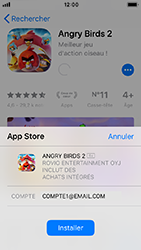 Apple iPhone SE - iOS 12 - Applications - Télécharger des applications - Étape 14