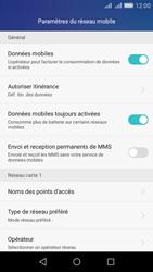 Huawei Y6 - Internet - Désactiver du roaming de données - Étape 5