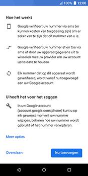 HTC u12-plus - Applicaties - Account aanmaken - Stap 16
