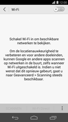 Huawei Ascend P7 - WiFi - Handmatig instellen - Stap 6