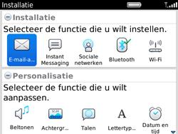 BlackBerry 9780 Bold - E-mail - Handmatig instellen - Stap 5