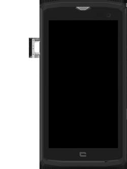 Crosscall Core X3 - Premiers pas - Insérer la carte SIM - Étape 5