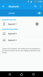 Sony E6653 Xperia Z5 - WiFi et Bluetooth - Jumeler votre téléphone avec un accessoire bluetooth - Étape 8