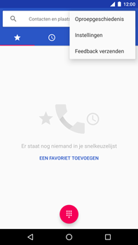 Huawei Nexus 6P - Android Oreo - Voicemail - handmatig instellen - Stap 6