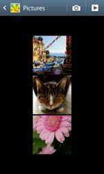 Samsung Galaxy S2 - Photos, vidéos, musique - Envoyer une photo via Bluetooth - Étape 5