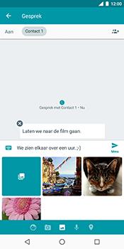 Nokia 7 Plus - MMS - afbeeldingen verzenden - Stap 11