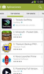 Samsung S7580 Galaxy Trend Plus - Aplicaciones - Descargar aplicaciones - Paso 7
