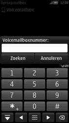 Nokia 808 PureView - Voicemail - Handmatig instellen - Stap 6