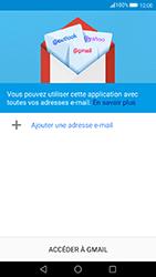 Huawei P10 - E-mail - Configuration manuelle (gmail) - Étape 5