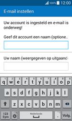Samsung G355 Galaxy Core 2 - E-mail - e-mail instellen: IMAP (aanbevolen) - Stap 18