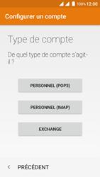 Wiko Freddy - E-mails - Ajouter ou modifier un compte e-mail - Étape 10
