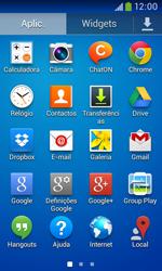 Samsung Galaxy Grand Neo - Internet no telemóvel - Como configurar ligação à internet -  19