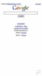 Nokia E7-00 - Internet - hoe te internetten - Stap 5