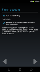 Sony C5503 Xperia ZR - Applications - Downloading applications - Step 16