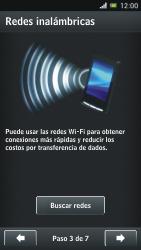 Sony Xperia J - Primeros pasos - Activar el equipo - Paso 6