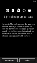 Nokia Lumia 720 - Applicaties - Account aanmaken - Stap 10