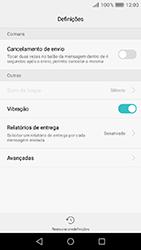 Huawei Y6 (2017) - SMS - Como configurar o centro de mensagens -  6