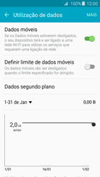 Samsung Galaxy A3 A310F 2016 - Internet no telemóvel - Configurar ligação à internet -  5