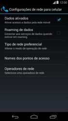 Motorola Moto E (1st Gen) (Kitkat) - Internet (APN) - Como configurar a internet do seu aparelho (APN Nextel) - Etapa 6