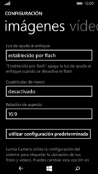 Microsoft Lumia 535 - Funciones básicas - Uso de la camára - Paso 10