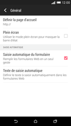 HTC Desire EYE - Internet - Configuration manuelle - Étape 26