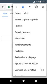 Sony Xperia XA1 Plus - Internet - Navigation sur internet - Étape 19