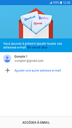 Samsung Galaxy A3 (2017) (A320) - E-mails - Ajouter ou modifier votre compte Gmail - Étape 15