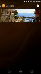 Sony Xperia E4g - Photos, vidéos, musique - Envoyer une photo via Bluetooth - Étape 6