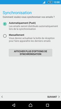 Sony Xperia Z5 Premium (E6853) - E-mail - Configuration manuelle (outlook) - Étape 10