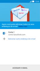 Asus Zenfone 2 - Email - Como configurar seu celular para receber e enviar e-mails - Etapa 13